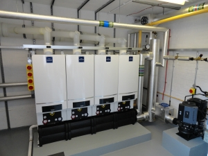Buderus GB 162 Gas Condensing Boilers