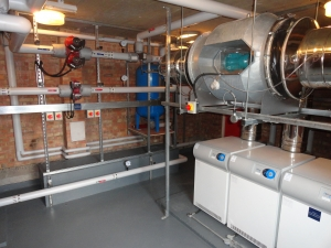 Communal Boiler Room Refurbishment