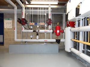 Full Boiler Replacement